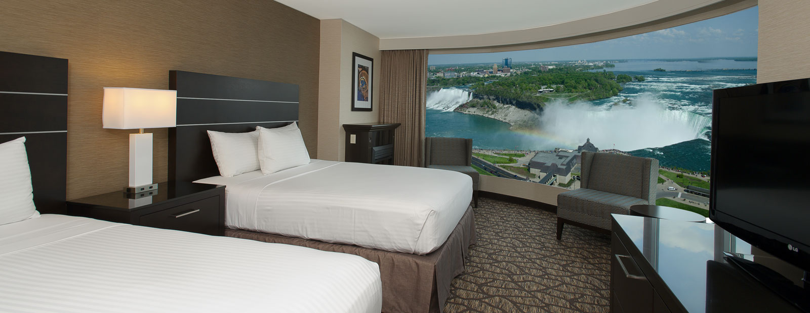 Embassy Suites by Hilton - Niagara Falls - Fallsview - Hotel Suites